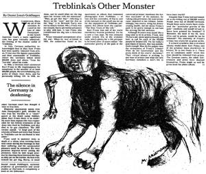 """""""Barry"""", Hund von KZ-Kommandat Kurt Franz (NY Times)"""