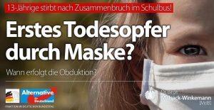 AfD-Malsack-Winkemann verbreitet erste Fake-Nachricht