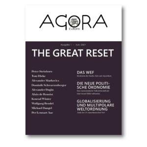 """""""Agora Europa"""" Nr. 1 mit Dugin und Aae als Autoren"""