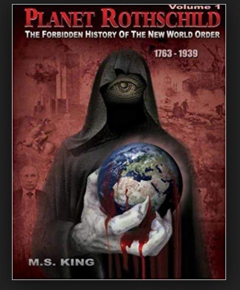 """antisemitische Verschwörungstheorie New World Order (""""NWO"""")"""