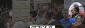 Corona-Demo 17.9.20 mit Gottfried Küssel (Screenshot Video Presseservice Wien)