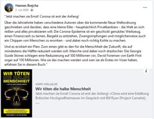 Brecha: NWO – Kopp Verlag