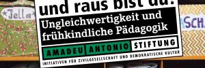 Cover der Broschüre der Amadeu-Antonio-Stiftung