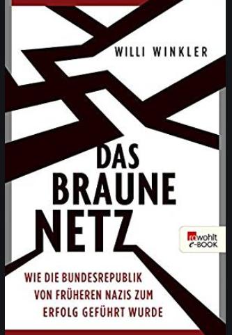 Cover Winkler, Das braune Netz