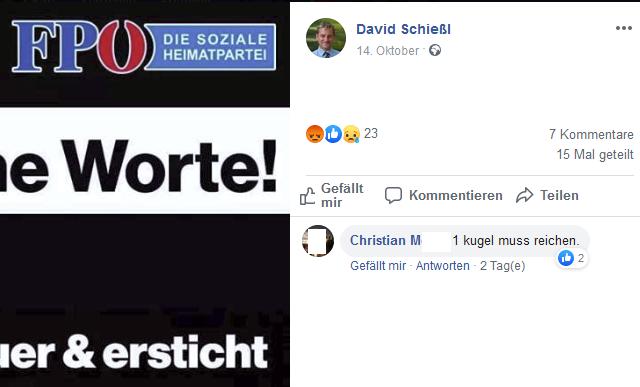 """""""1 Kugel muss reichen"""""""