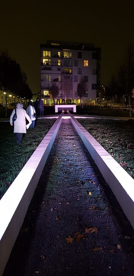 Denkmal Aspangbahnhof (© Nikolaus Kunrath)