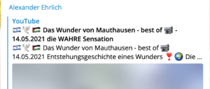 """Ehrlich: """"Das Wunder von Mauthausen"""" """"die wahre Sensation"""""""