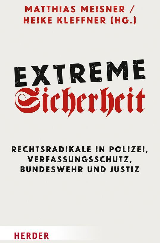 """Cover """"Extreme Sicherheit"""""""