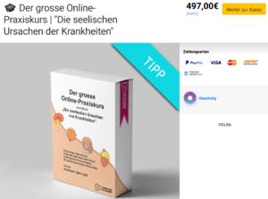 Eybl macht Kassa mit einem Online-Kurs: 497€