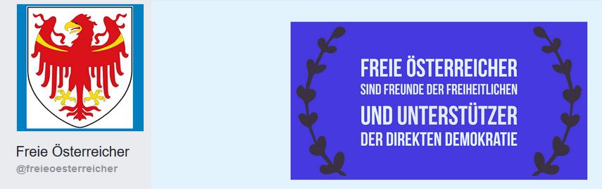 Profil- und Header-Foto (Facebook) der Faktenfreien Österreicher