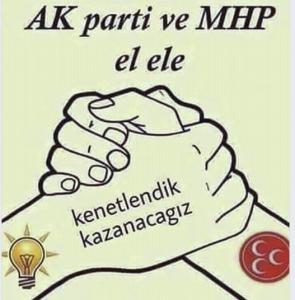 Ferhat E. likt AKP-MHP-Bündnis