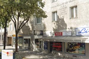 Gemeindebau als Sitz von NNC (Google Street view)