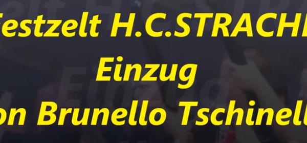 Wien: Bruno, der blaue und braune Hetzer, endlich verurteilt!