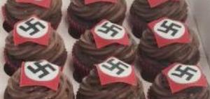 Hakenkreuz-Muffin (Symbolbild Twitter)