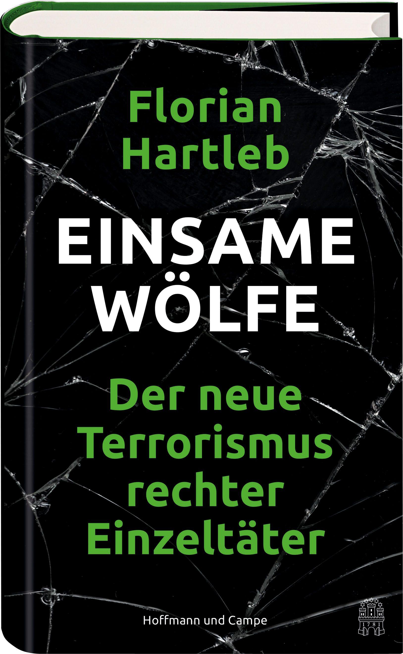 Hartleb: Einsame Wölfe (Buchcover)