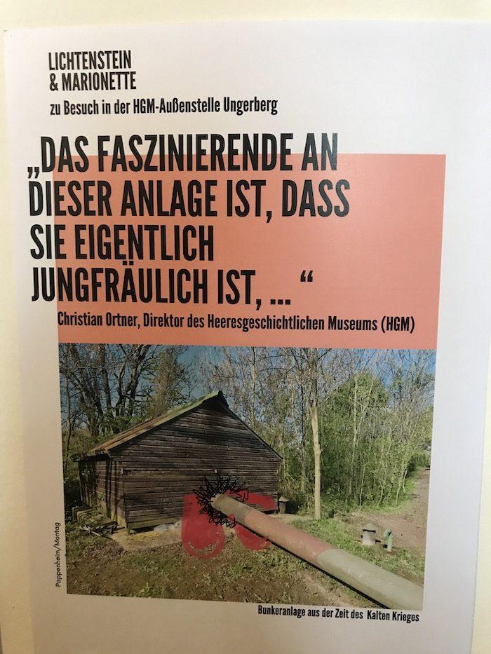 Objekt Ausstellung #HGMneudenken