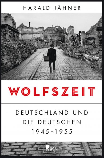 Cover Jähner, Wolfszeit