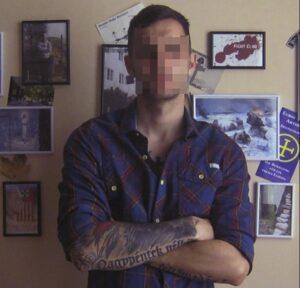 Janos N. ungar. Aktivist der EA