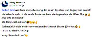 """Klauninger entlarvt Kickl: macht die Raute, ist ein """"Heuchler und Lügner"""""""