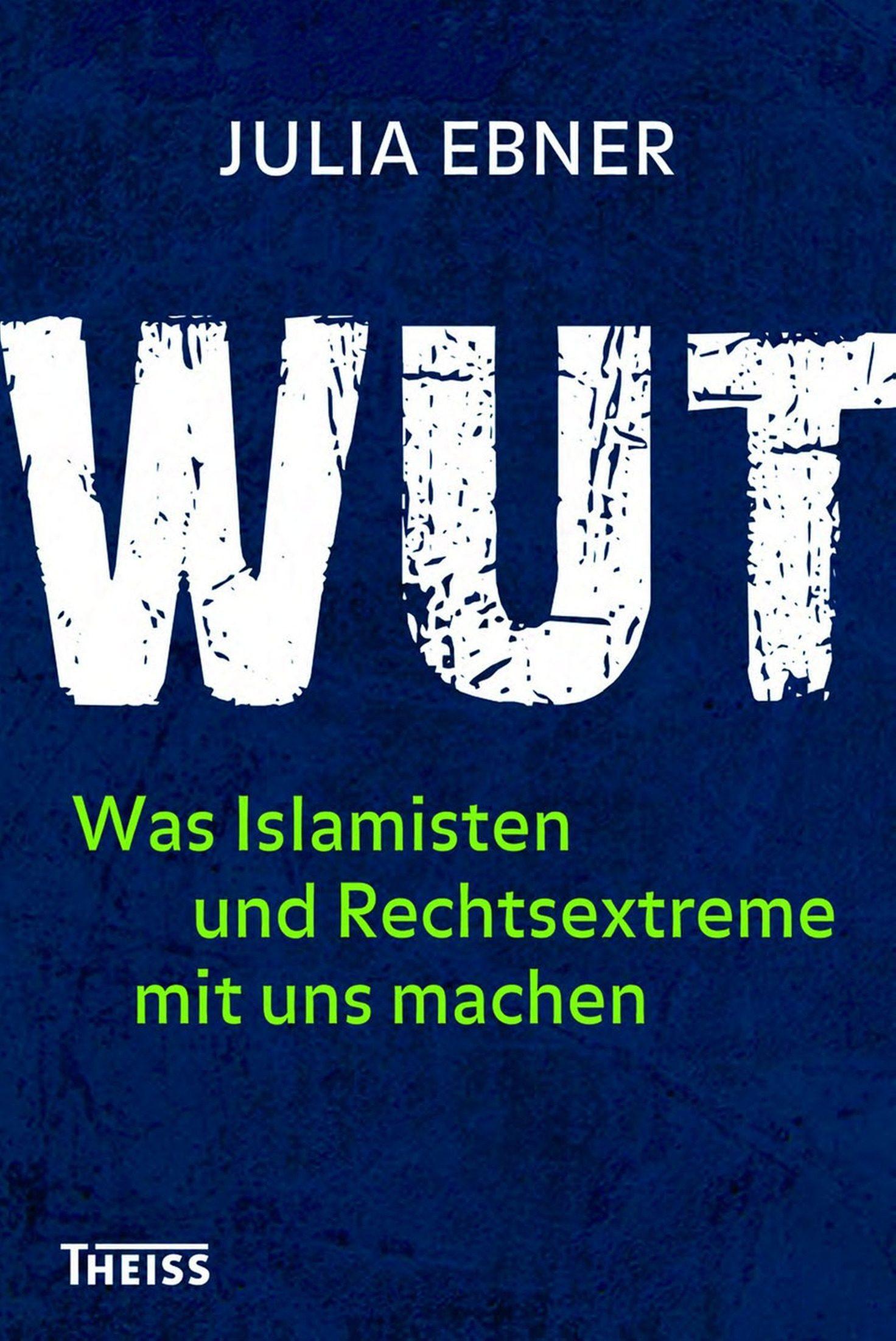 Ebner: Wut (Buchcover)