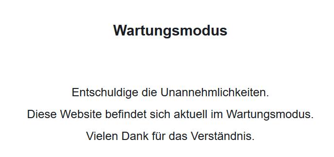 """""""Liste Öxit – Die Stimme"""" im Exit-Wartemodus"""