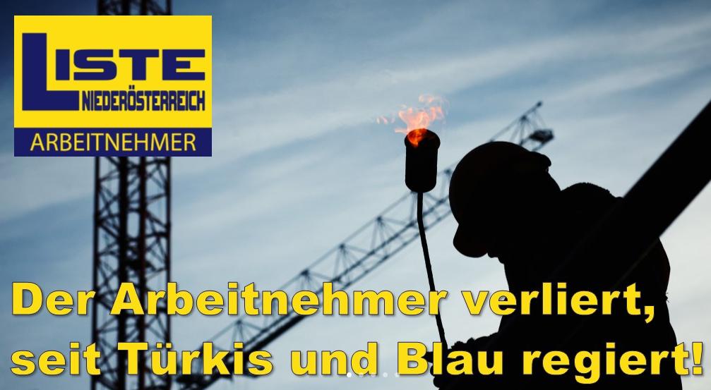 Liste Niederösterreich Arbeitnehmer