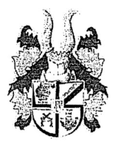 """Vereinswappen von Küssels """"Wiener Akademische Ferialverbindung Reich"""""""