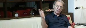 """Lutz Elija Popper (Screenshot Interview """"weiter erzählen"""" 2010)"""