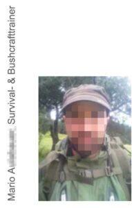 Mario A.: Survival- und Bushcrafttrainer