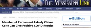 "Mississippi Link zu Schnedlitz: ""falsely claims"""