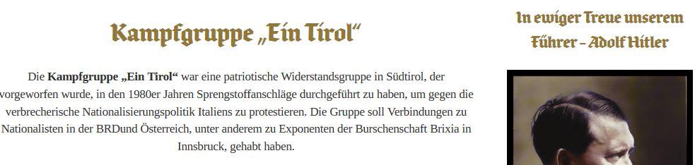 Stoppt Die Rechten Innsbruck Ermittlungen Gegen Einen