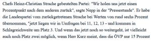 """Nepp in der Pressestunde: """"FPÖ in Schlagreichweite um Platz 3 ... vielleicht auch Platz zwei möglich"""""""