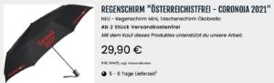 """""""Ökobrella"""" aus China im Brötzner-Shop für 29,90€"""