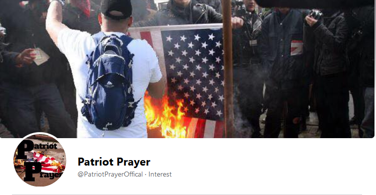 Patriot Prayer (Facebook)