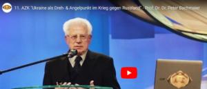 Peter Bachmaier bei Ivo Saseks Kongress der Anti-Zensur-Koalition