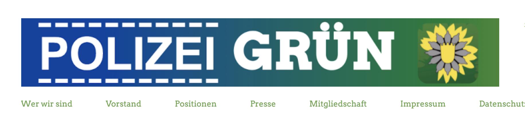 Verein Grüne PolizistInnen in Deutschland