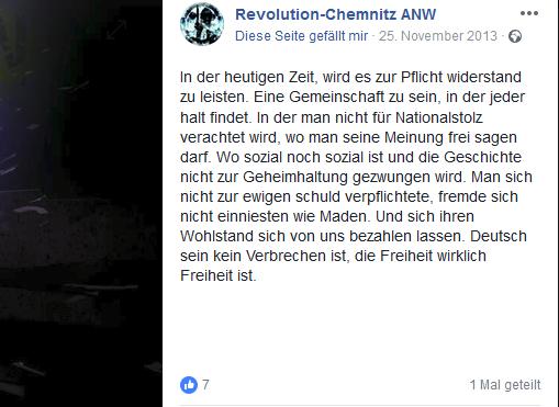 Revolution Chemnitz 2013