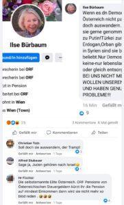"""Stubauer bei Rogner: """"Sage ja, Juden gehören nach Israel"""""""