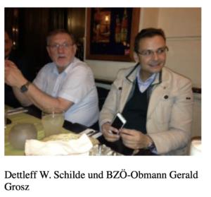 Dettleff Schilde mit Gerald Grosz (Quelle: wanus.de 2014)
