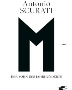Cover A. Scurati, M. Sohn des Jahrhunderts