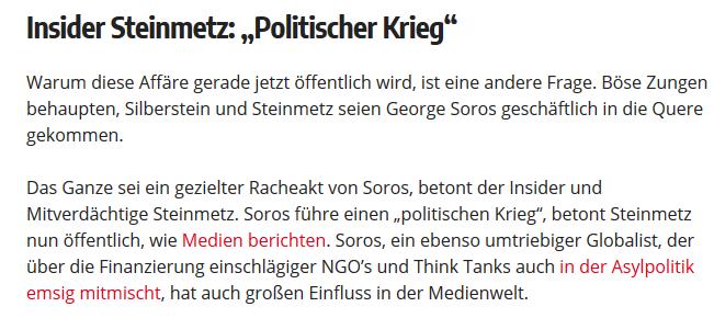 Wochenblick: Soros stürzt Silberstein (2)