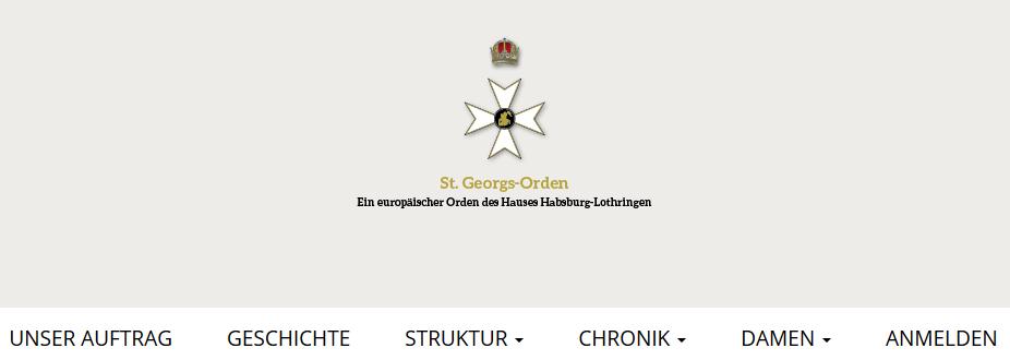 Logo St. Georgs-Orden