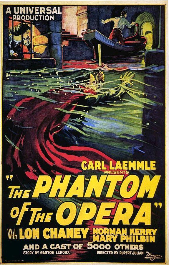 Das Phantom Der Oper 1925