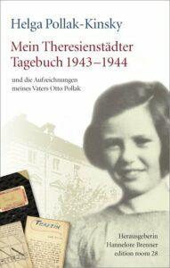 Cover Pollak-Kinsky, Theresienstädter Tagebuch