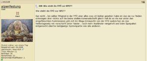"""Thiazi Alpenfestung: """"Wie steht die FPÖ zur NPD??"""""""