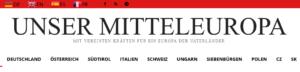 """Online-Magazin """"Unser Mitteleuropa"""""""