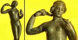 Die Venus von Wels (Wikipedia)