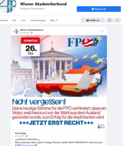 WAB teilt Wahlaufruf von Petra Steger (FPÖ)