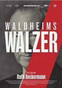 Filmankündigung Waldheims Walzer