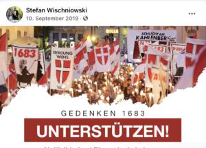 Wischniowski postet schon 2019 Kahlenberg-Treffen
